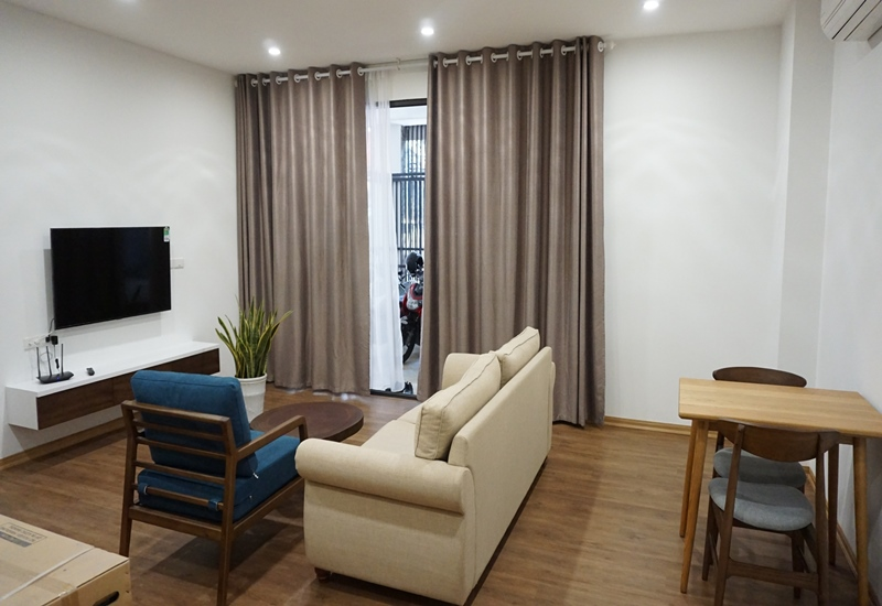 New apartment for rent with 01 bedroom in Dang Thai Mai, Tay Ho