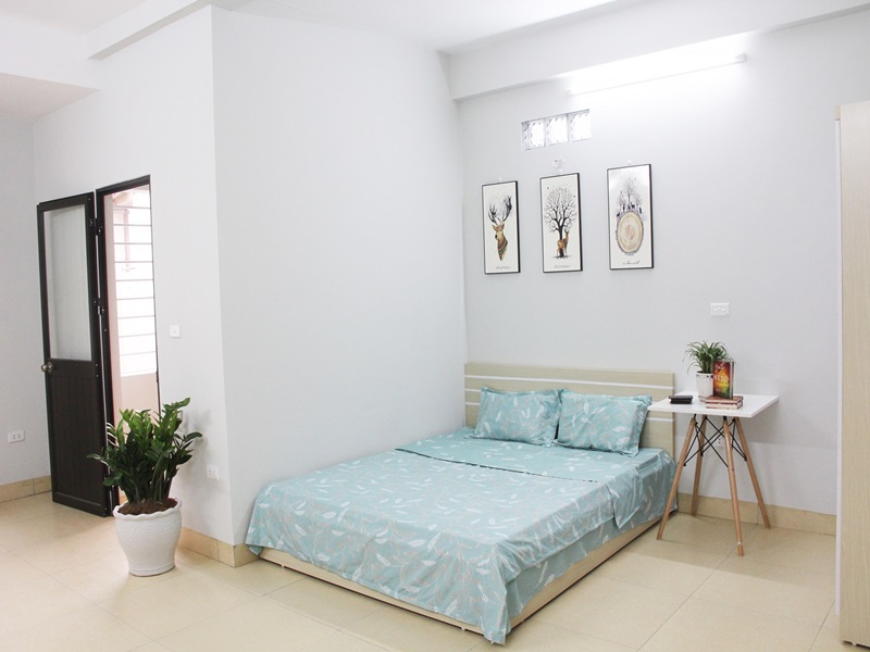 Studio for rent with 01 bedroom in My Dinh road, Tu Liem