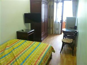Studio for rent in Quoc Tu Giam, Dong Da district, fully furnished