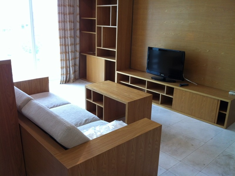 Apartment with 02 bedrooms for rent in GOLDEN WESTLAKE on Thuy Khue , Ba Dinh