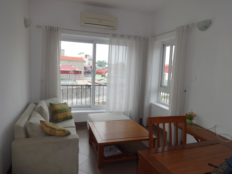 Apartment for rent with 01 bedroom in Ngoc Ha, Ba Dinh