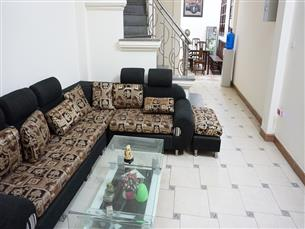 House for rent with 6 bedrooms & 6 Bathrooms in Doi Can, Ba Dinh