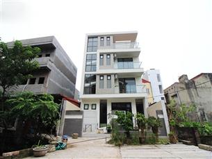 New house for rent with 04 bedrooms in Ngoc Thuy, Long Bien