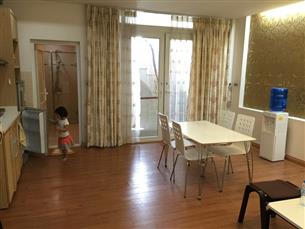 Cheap apartment with 02 bedrooms for rent in Dng Thai Mai, Tay Ho