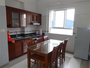 Nice apartment with 02 bedrooms for rent in Hoang Cau, Dong Da district