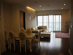 Apartment with 03 bedrooms for rent in LANCASTER in Ba Dinh