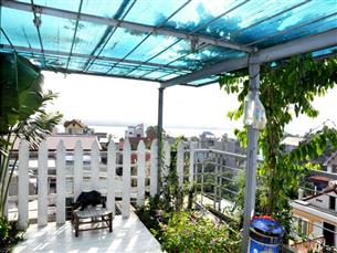 Cheap house for rent with 03 bedrooms in Ngoc Thuy, Long Bien district