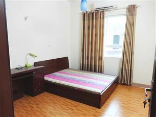Apartment with 02 bedrooms for rent in Hoang Cau, Dong Da